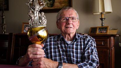77 jaar en voor 70ste keer op bedevaart
