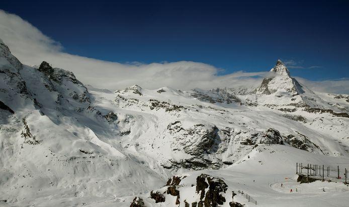 Karl-Erivan Haub werd voor het laatst gezien bij Klein Matterhorn.
