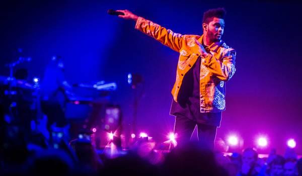 The Weeknd: catchy songs zonder haken en ogen