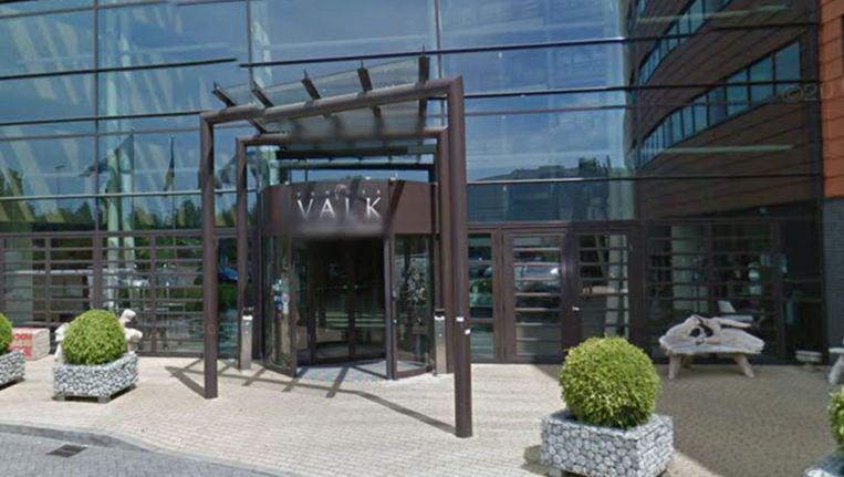 Het Van der Valkhotel in Rotterdam. Beeld Google Maps
