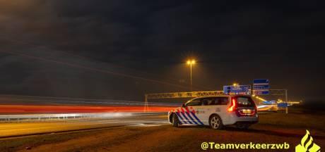 Twee snelheidsduivels zijn rijbewijs kwijt: veel te hard over Midden-Brabantweg