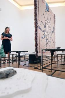 Een tijdelijk museum in Arnhem zit er niet in