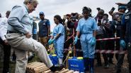 VN-secretaris-generaal Guterres bezoekt ebolagebied in Congo