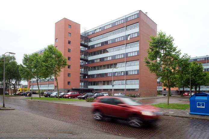 Flatwoningen aan de Zernikestraat.