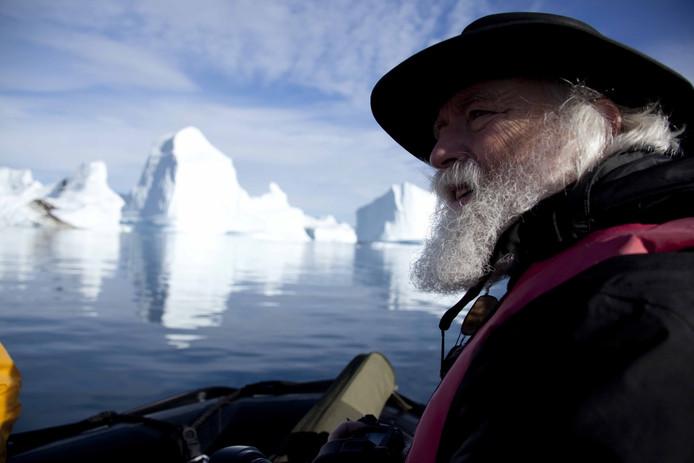 Natuurfotograaf Wim van Passel (72) uit Vught maakte al 39 poolreizen.