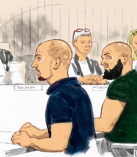 Celstraf tot 7,5 jaar voor twee Syriëgangers voor oorlogsmisdrijf