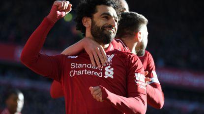 Liverpool heeft geen kind aan Cardiff City en blijft ook na tien speeldagen ongeslagen in de Premier League