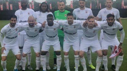 Defour debuteert in winnende oefenpot, Mirallas legt er twee in het mandje