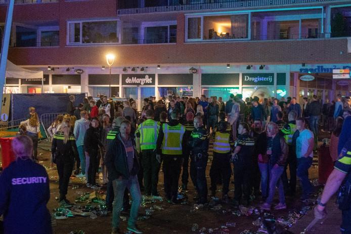Onrust tijdens Najaarsmarkt in Bodegraven