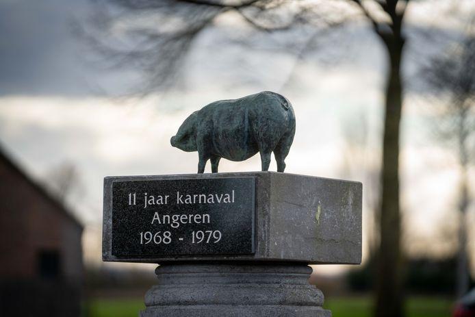 Het Keuje aan de Jan Joostenstraat in Angeren