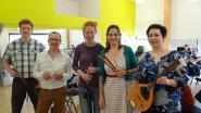 Concertband zamelt muziekinstrumenten in voor Zambia