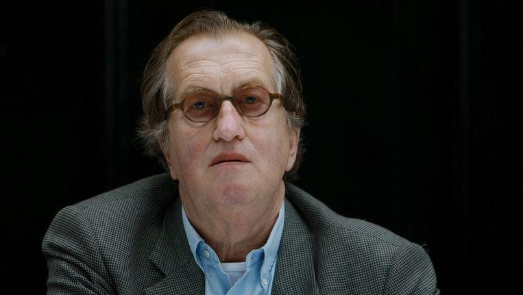Gerrit Komrij. Beeld ANP