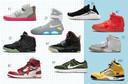 De tien duurste sneakers van het moment.