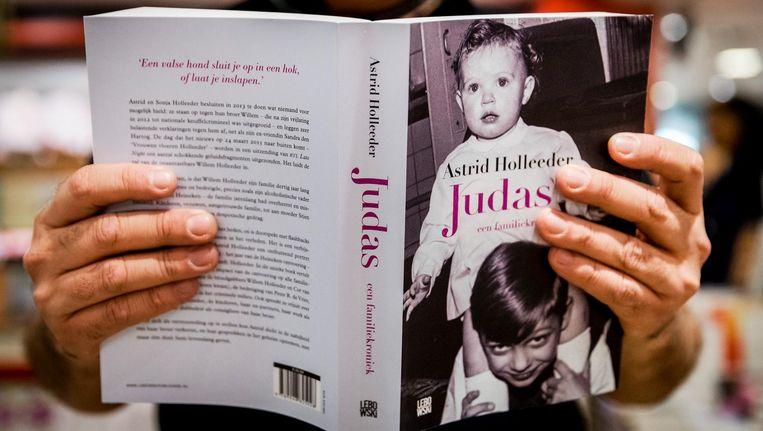 De actrice zou in de zaal zitten vanwege een serie over het boek Judas. Beeld anp