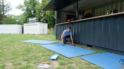 Tijdelijke terrassenzone aan Stadspark gaat Stadshaven heten (en opent twee dagen later dan voorzien)