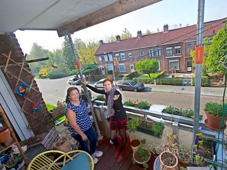 Ergernis over uitblijven herstel Bredase balkons