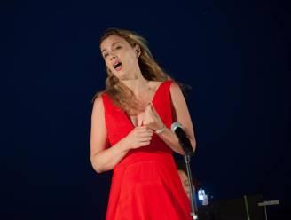 Sopraan Elise Caluwaerts treedt op in CC 't Aambeeld
