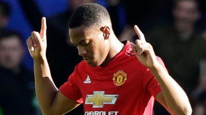 LIVE. Wat nu, Hazard? Martial zorgt met heerlijke plaatsbal voor de 1-2 op Stamford Bridge