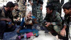 """""""Jihadisten uit Raqqa nu in handen van geheime diensten"""", coalitie ontkent"""