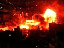 Palestijnen kondigden wapenstilstand af