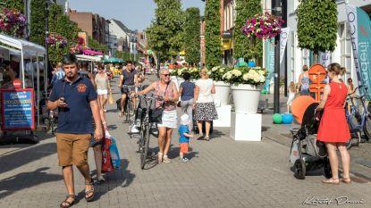 Student mobiliteitswetenschappen onderzoekt verplaatsingsgedrag van shoppers in Nieuwstraat