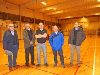 Kruikenburg krijgt nieuwe volleytempel - de oude verdwijnt onder de sloophamer