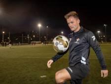 Borgvliet-aanvaller Verstraten tégen het tricolores-tenue: 'Toen ik zestien was debuteerde ik al voor METO'