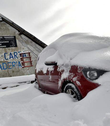 Code rood! Nederlanders in Spanje gewaarschuwd voor zeer slecht weer
