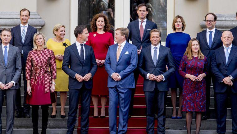 Kabinet Rutte III Beeld anp