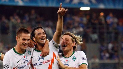Werder Bremen-kapitein Clemens Fritz (36) hangt schoenen aan de haak
