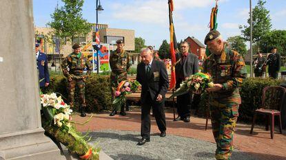Gemeente herdenkt gesneuvelde Carabiniers