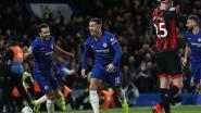 FT buitenland 19/12. Invaller Hazard redt Chelsea in beker - Real en Courtois rekenen af met Japanners en bereiken finale WK voor clubs