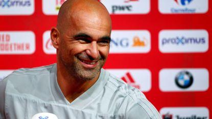"""Martínez: """"Attitude van de vier nieuwkomers heeft me verbaasd, maar verwacht niet te veel wijzigingen"""""""
