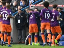 Manchester City nu al op 100 doelpunten dit seizoen