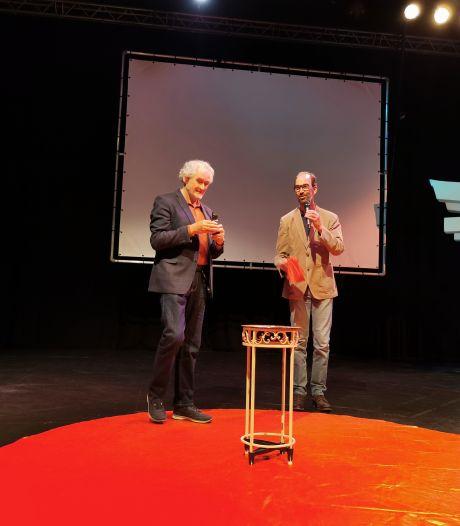 'Papa' Theo van Tiuri onderscheiden met provinciale Hertog Jan