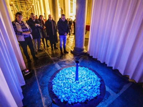 Monument Levenslicht trekt door Kop van Overijssel