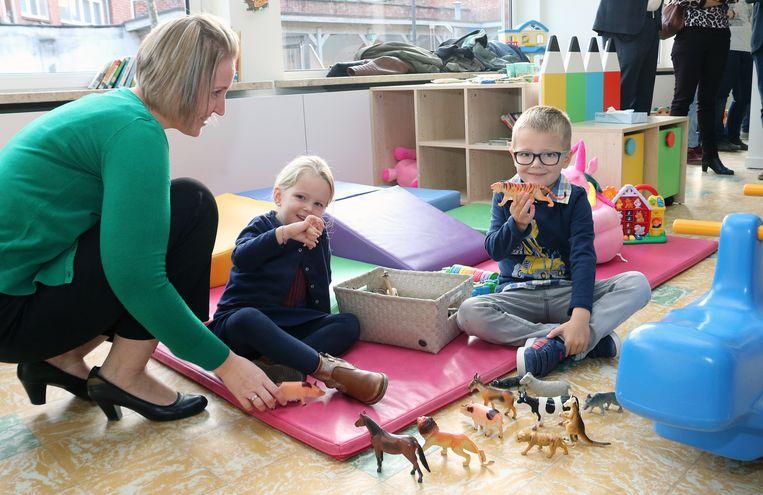 De Stad Gent voorziet de komende jaren 2,6 miljoen euro in de kinderopvangsector om het aantal plaatsen op peil te houden.