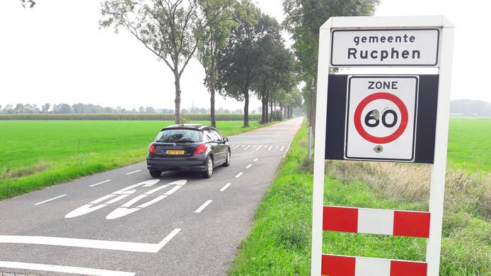 Lage Zegstraat in Rucphen.