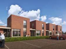 Zo gaan de patiowoningen in de Willebrordse Dorpsstraat eruit zien