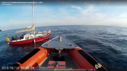 Twee Italianen in de cel voor mensensmokkel met zeilbootje voor kust van Oostende