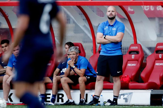 Excelsior'31-coach Jurjan Wouda