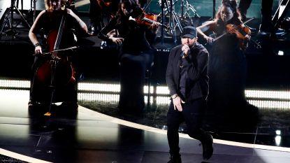 Eminem onthult waarom hij optrad bij de Oscars na 17 jaar