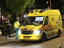 Slachtoffer van steekpartij verlaat ziekenhuis te snel, politie treft hem gewond aan