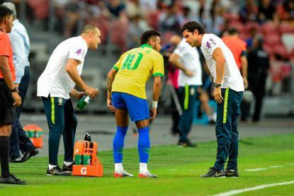 Neymar out voor CL-duel tegen Club, Mbappé kan volgende week wel fit naar Brugge afzakken