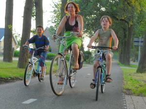 Gevaerlijke fietspaeden
