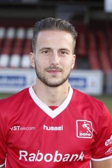 DOVO neemt per direct Mitchell de Zwart over van Spakenburg