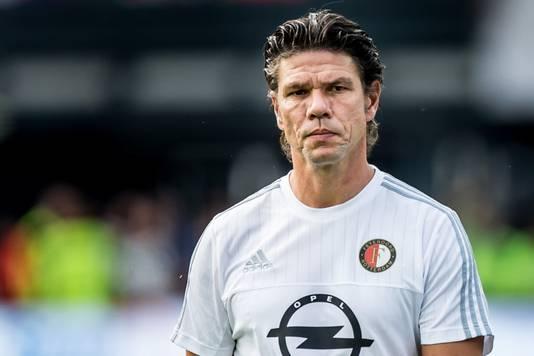 Keeperstrainer Patrick Lodewijks.