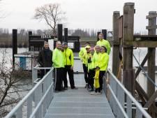 Nieuw botenhuis roeivereniging Isala uit Zutphen mede mogelijk dankzij betrokken en kundige leden