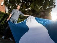 Vlag van Hengelo niet aan te slepen