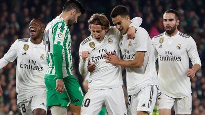 Gehavend Real juicht voor eerst dit jaar in La Liga: Ceballos bezorgt Koninklijke in slotfase zege tegen ex-club Betis
